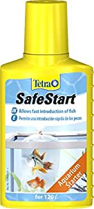 Tetra Safe Start Water Conditioner, 100 ml