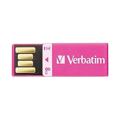 "Hi-Speed Store'N'Go 8 GB""CLIP-IT, Pink"""