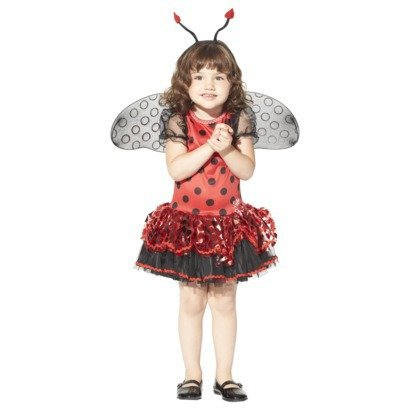 Infant/toddler Little Ladybug Costume (2T - 3T)