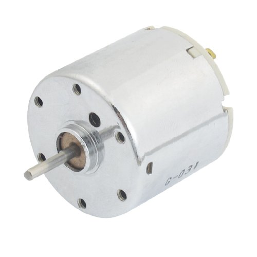 5000Rpm 12V 0.035A Dc Double Shaft Mini Motor For Diy Toys Hobby
