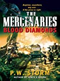 img - for The Mercenaries: Blood Diamonds book / textbook / text book