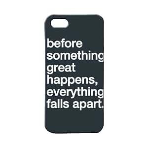 BLUEDIO Designer 3D Printed Back case cover for Apple Iphone 4 / 4S - G4327