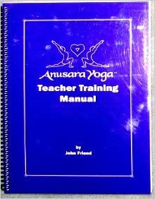 anusara yoga teacher training manual free download