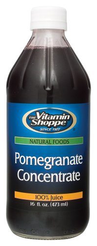 The Vitamin Shoppe - Pomegranate Concentrate (Unsweetened), 16 Fl Oz Liquid