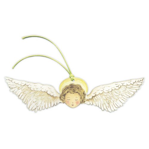 Guardian Angel Die-Cut Gift Tag, Pack Of 10 front-725794