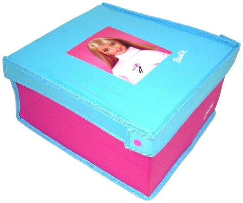 Imagen principal de Barbie - Caja multiusos barbie tela tejana 34x29c