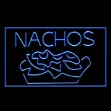 Nachos Mexican Chili Tapas Advertising LED Light Sign