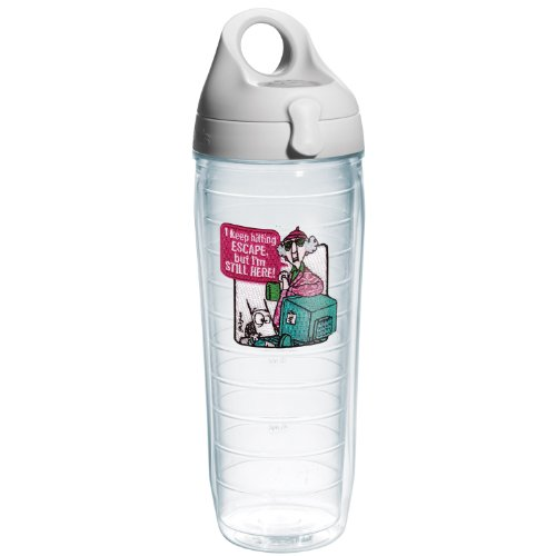 Tervis Hallmark Maxine Water Bottle, Hitting Escape