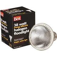 38W Halogen Floodlight Light Bulb-38W PAR20 HAL FLOOD BULB