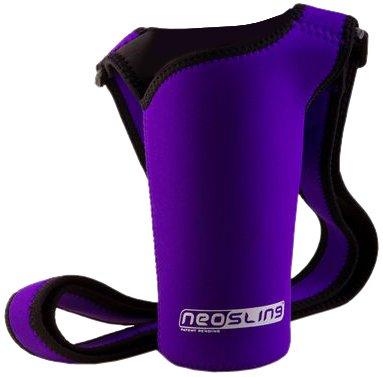 NEOSLING, Adjustable Neoprene Bottle Holder, Violet