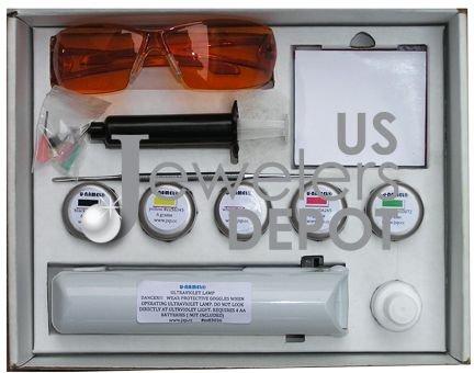 Uv Enamel Starter Kit # J-100270 Mfg # Ez100 Us Jewelers Depot