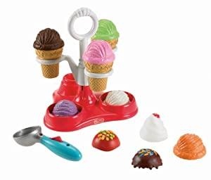 Fisher-Price Servin' Surprises Ice Cream Party Set