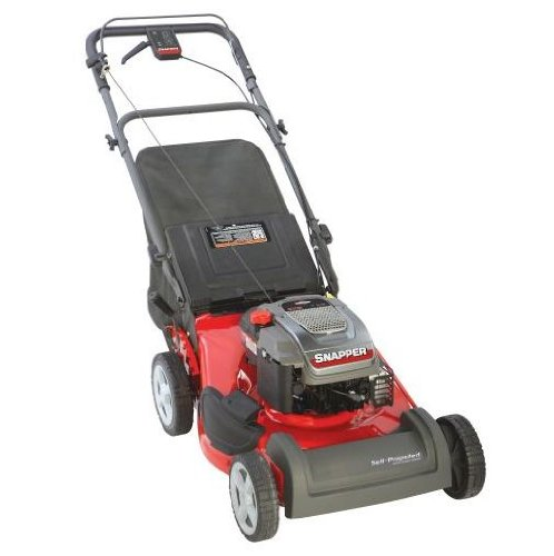 Snapper 7800179 SE Series SPV21675 21-Inch Briggs and Stratton 190cc 675 Series RWD Self-Propelled Lawn Mower