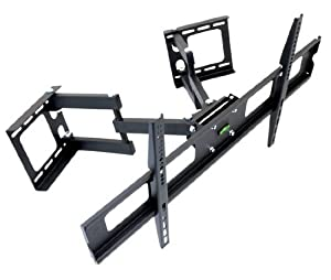Impact mounts corner tv wall mount for plasma lcd led tvs 37 6 - Support mural tv d angle ...