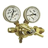 Uniweld RHP400 400 PSI Nitrogen Regulator