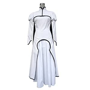 CTMWEB Bleach Cosplay Costume - Orihime Inoue Arrancar 1st Ver Set Medium