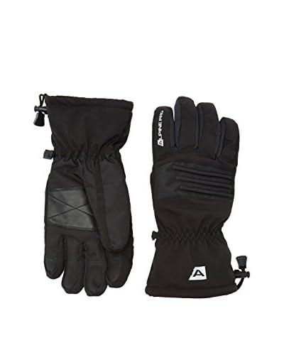 Alpine Pro Skihandschuhe Rigs schwarz
