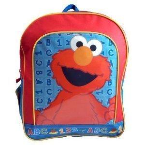 Elmo Grand Sac à Dos pour les Enfants (41 cm)