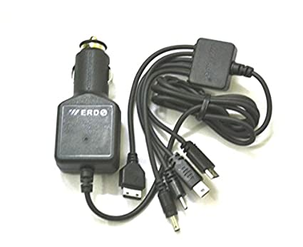 ERD LP-44CC Car Charger