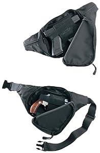 Galco Escort Waistpack for Glock 26, 27, 33, S& W J frame, Ruger SP101, LCR, Sig... by Galco Gunleather