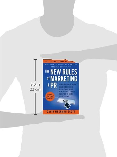 libro the new rules of marketing amp pr how to use social