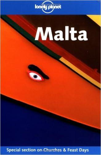 Lonely Planet Malta
