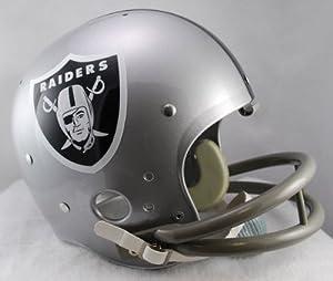 Riddell Oakland Raiders 1964 Full Size TK Suspension Helmet by Riddell