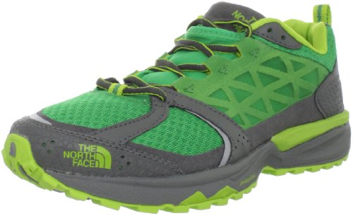 The North Face Men's SingleTrack II Running Shoe,Triumph Green/Lantern Green,11 M US Picture