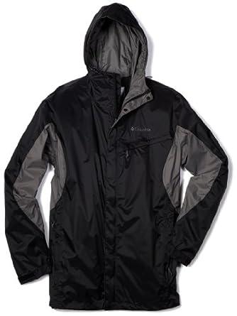 哥伦比亚Columbia Tall Watertight Jacket 男士防水冲锋衣 红色款 $57.54