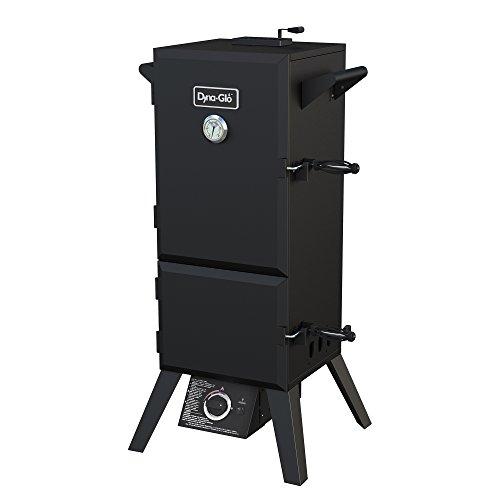 Dyna-Glo Double Door Vertical Smoker BTU Gas