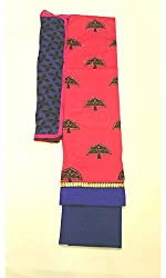 BEAUVILLE VAIIBAVAM Women's Unstiched Salwar Material (BVPCUC_66_Multi_Free Size)