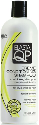Elasta QP Creme Conditioning Shampoo for Unisex, 32 Ounce (Elasta Qp Conditioning Shampoo compare prices)