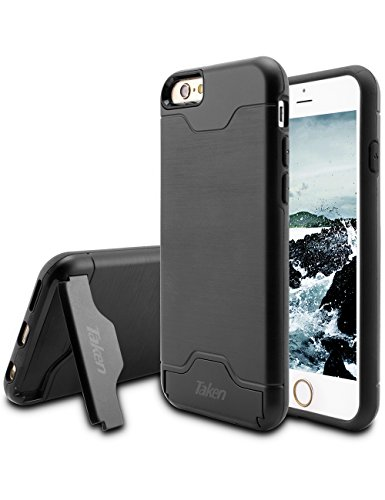 Dual Layer Hybrid Shockproof iPhone 6 Plus Case