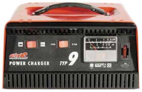 Alpin 62109 Batterieladegerät 8A, 12V, TÜV