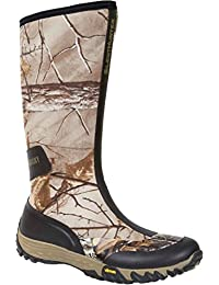 "Rocky Men's 16"" Silenthunter Rubber Waterproof Boot"