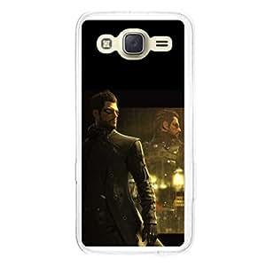 a AND b Designer Printed Mobile Back Cover / Back Case For Samsung Galaxy J5 (SG_J5_1084)