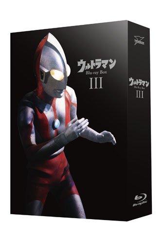 ウルトラマン Blu-ray BOX III (最終巻)