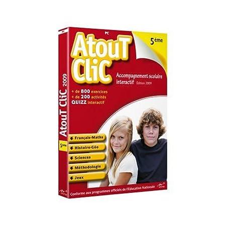 Atout Clic 5EME 2009