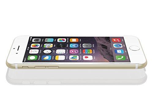 POWER SUPPORT エアージャケットセット for iPhone6(4.7inch)(クリアマット) PYC-90 [フラストレーションフリーパッケージ(FFP)]