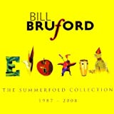 The Summerfold Collection 1987-2008 by Bill Bruford (2009-02-10)
