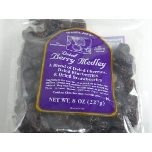 Trader Joe's Dried Berry Medley 8 Oz