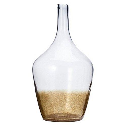 threshold-demijohn-floor-vase-clear-gold-fleck-2165-14607241
