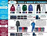 Anaconda Sports® Team Fleece Package (Call 1-800-234-2775 to order)