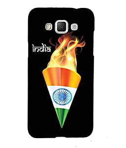GripIt Independence Day Printed Back Cover Case for Samsung Galaxy Grand 3