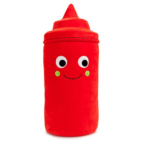 Yummy World Large Karl The Ketchup Plush (French Fries Toy compare prices)