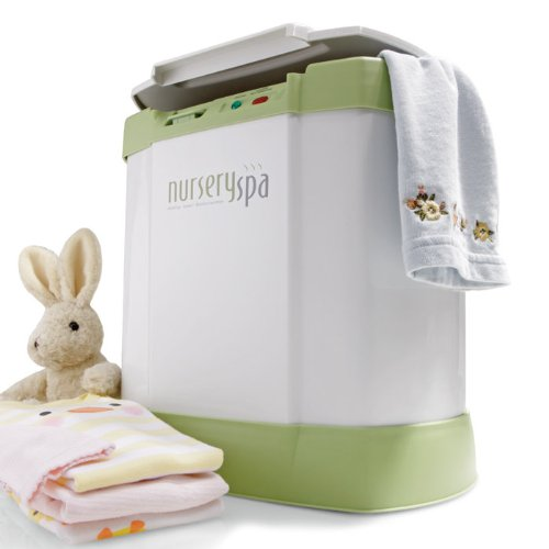 Discover Bargain Nursery Spa Towel & Clothing Warmer