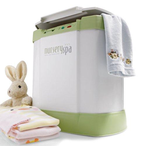 Discover Bargain Nursery Spa Towel & Clothing Warmer