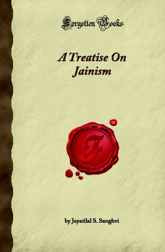 Cheapest Copy Of A Treatise On Jainism Forgotten Books