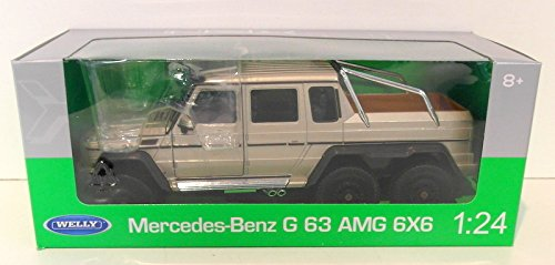 welly-1-24-scale-24061w-mercedes-benz-g63-amg-6x6-light-gold
