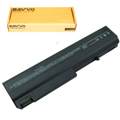 Bavvo 6-cubicle Laptop Battery for HP/Compaq 6125 6700b 6710b 6910 6910p nc2410